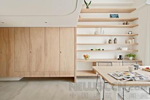 设计师33平米居住空间