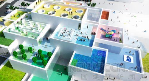big丹麦乐高屋设计方案