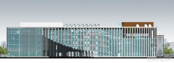 中国哈尔滨哈西新区发展大厦