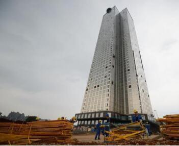 钢结构,木结构建筑发展布局合理